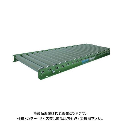 【運賃見積り】【直送品】 TS スチールローラコンベヤφ38.1-W500XP100X1000L S38-501010