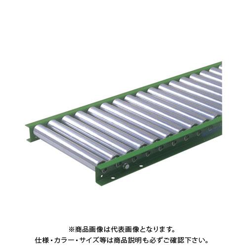 【運賃見積り】【直送品】 TS スチールローラコンベヤφ38.1-W600XP50X1500L S38-600515