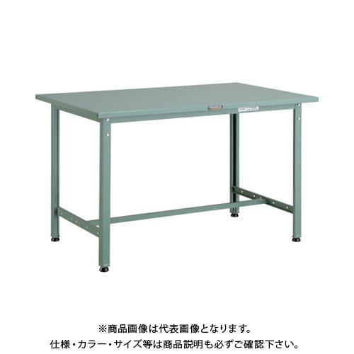 【直送品】 TRUSCO SAE型作業台 900X750XH740 SAE-0975