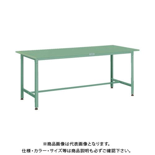 【直送品】 TRUSCO SAE型作業台 1800X600XH740 SAE-1860