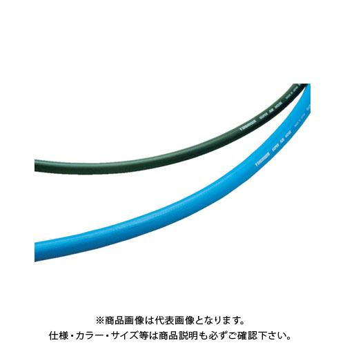 【個別送料1000円】【直送品】十川 スーパーエアーホース 長さ100m 外径21.5mm SA-12