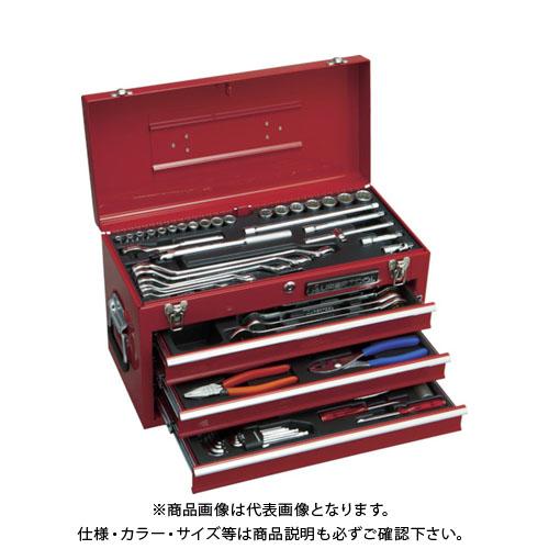 スーパー プロ用デラックス工具セット S8000DX