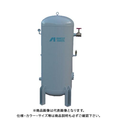 【直送品】アネスト岩田 空気タンク 400L SAT-400C-140
