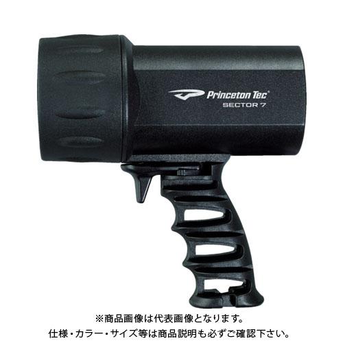 PRINCETON LEDライトSector7 ブラック S7BK