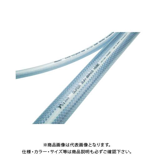 【直送品】 十川 スーパーサンブレーホース 63×80mm 20m SB-63