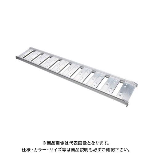 【運賃見積り】【直送品】昭和 SBA型アルミブリッジ2個1組 SBA-180-30-0.5