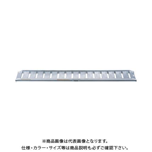 【運賃見積り】【直送品】昭和 SBA型アルミブリッジ2個1組 SBA-270-30-1.2