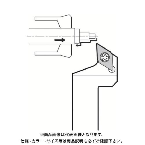 京セラ スモールツール用ホルダ SDJCR1216JX-11-F05