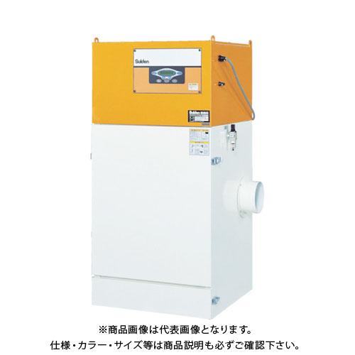 【運賃見積り】【直送品】スイデン 集塵機(集じん装置)自動塵落し1.5kw2馬力60Hz SDC-L1500BP3-6