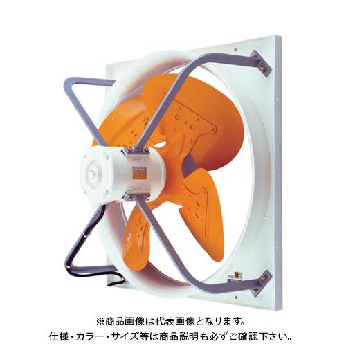 【運賃見積り】【直送品】スイデン 有圧換気扇(圧力扇)ハネ75cm1速式3相200V SCF-T75FH3