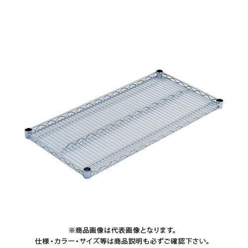 【運賃見積り】【直送品】 TRUSCO ステンレス製メッシュラック用棚板 1205X457 SES-44S