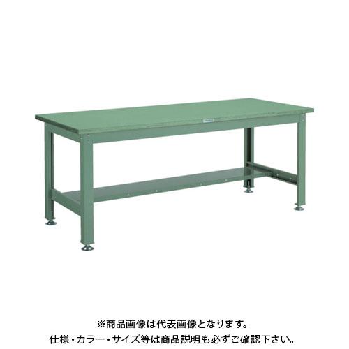 【直送品】 TRUSCO SDW型作業台 1800X900XH740 SDW-1809
