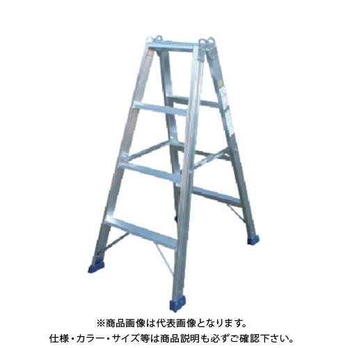【直送品】 ピカ 専用脚立SEC-S型 溶接タイプ 仮設工業会認定合格品 1.2m SEC-S120