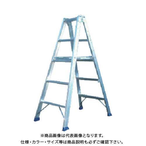 【直送品】 ピカ 専用脚立SEC-S型 溶接タイプ 仮設工業会認定合格品 1.5m SEC-S150
