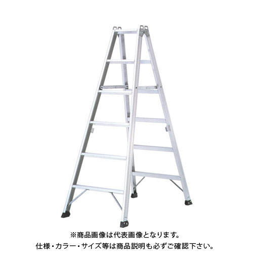 【直送品】 ピカ 専用脚立SEC-S型 溶接タイプ 2.7m SEC-S270