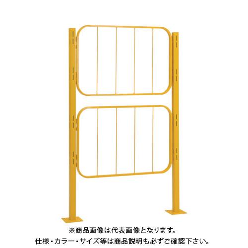 【個別送料1000円】【直送品】TRUSCO セーフティーガード単体 間口944mmX高さ1655mm SFG-509