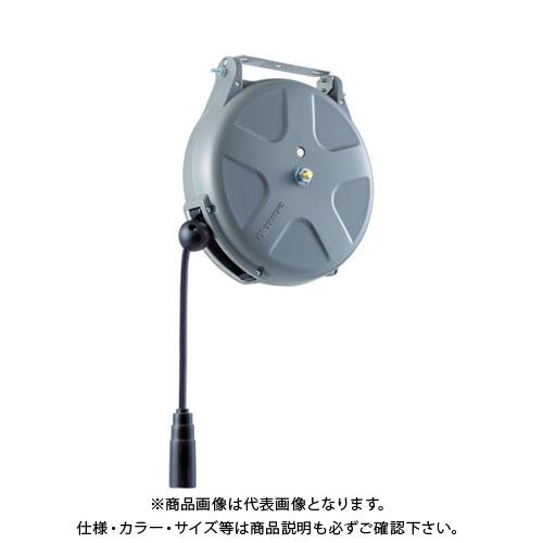 TRIENS エアーホースリール(耐スパッタ仕様)内径6.5mm×10m SHS-210SA