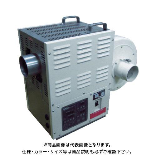 【直送品】 スイデン 熱風機 ホットドライヤ 10kW SHD-10J