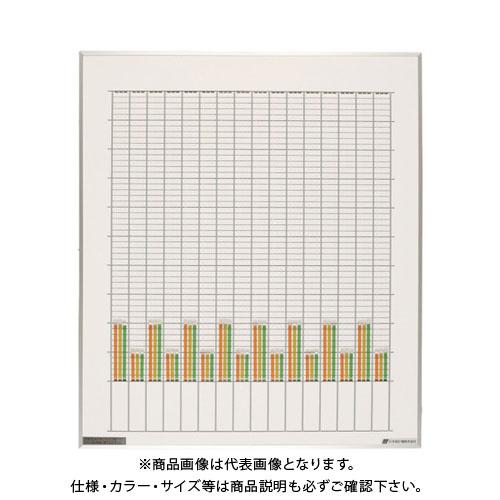 【個別送料2000円】【直送品】日本統計機 小型グラフSG316 SG316
