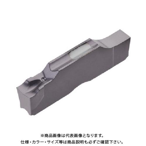 タンガロイ 旋削用溝入れTACチップ GH130 10個 SGS3-020-15R:GH130