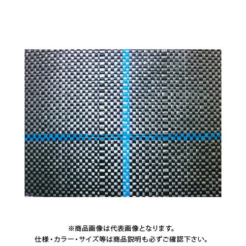 【直送品】ワイドクロス 防草シ-ト SG1515-4X100 シルバーグレー SG1515-4X100