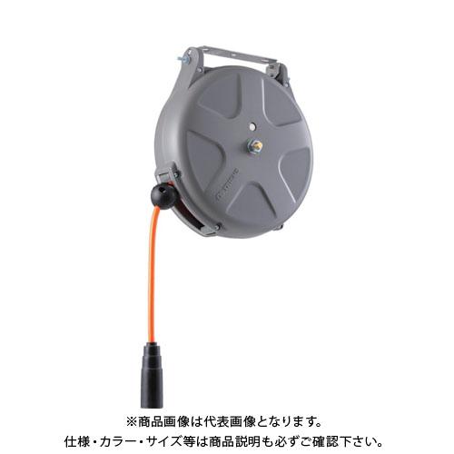 TRIENS エアーホースリール 内径6.5mmX13m SHS-213A