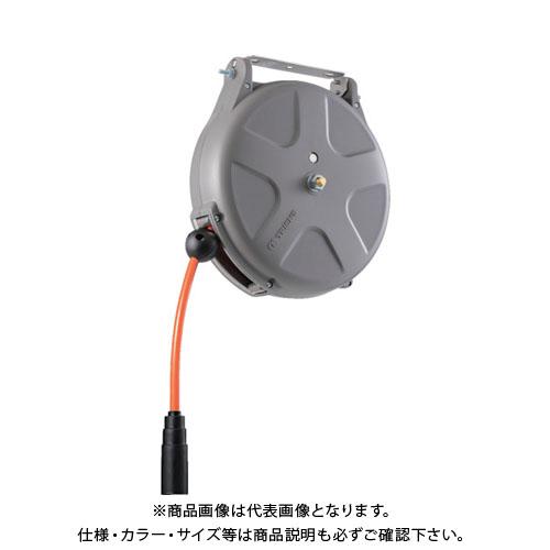 TRIENS エアーホースリール 内径8.0mmX10m SHS-310A
