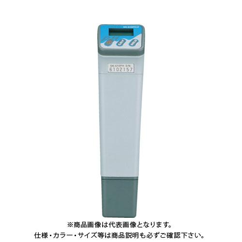 佐藤 ペンタイプPH計 SK-610PH2