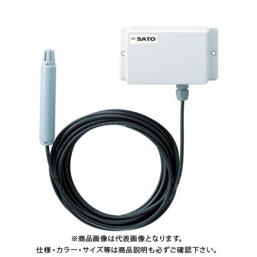 佐藤 温湿度分離型センサー(8102-22) SK-M350R-TRH-S2