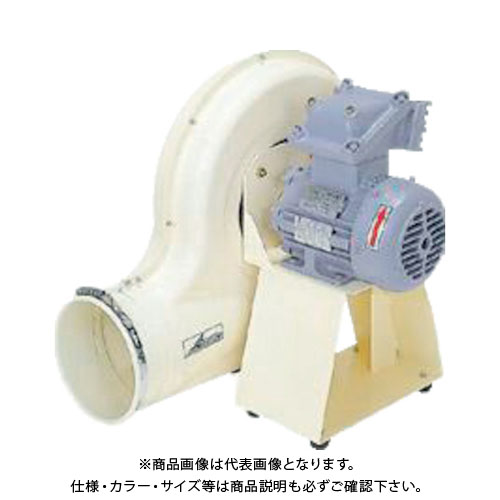 【直送品】 スイデン 送風機(ターボファンブロワ)ハネ200mm耐圧防爆型 SJF-22D1