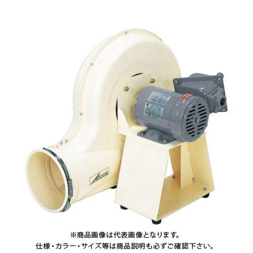 【直送品】スイデン 送風機(ターボファンブロワ)ハネ300mm安全増防爆型 SJF-22D2
