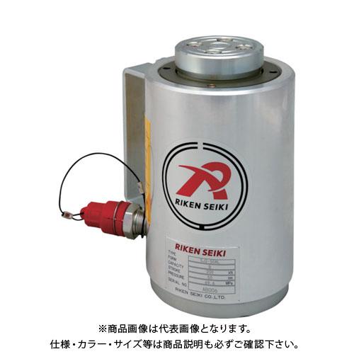 【運賃見積り】【直送品】RIKEN アルミシリンダ- SJ5-100ALVC