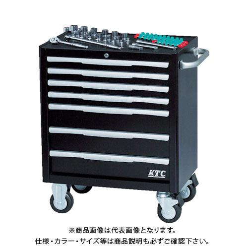 【直送品】 KTC ハイメカツ-ルセット SK8301ABK