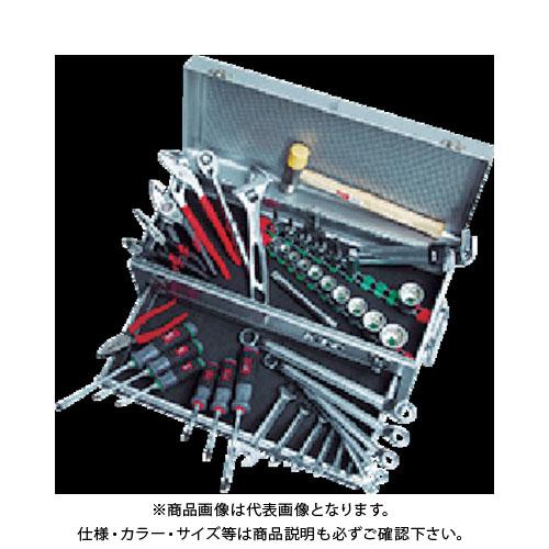 KTC 工具セット(チェストタイプ:一般機械整備向) SK4520MXBK