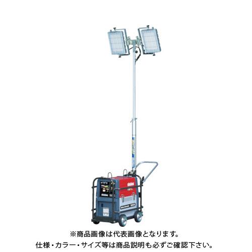【直送品】新ダイワ バッテリーLED投光機110W2灯式ミニライト SML210LBG