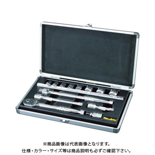 スエカゲ 3/8DR.14PC.ソケットレンチセット SL-3814S