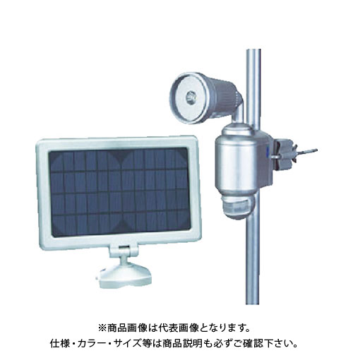 日動 ソーラーLEDスポットライト SLS-1W-SO