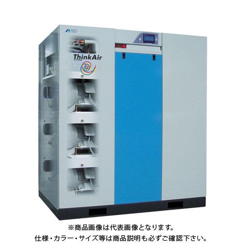 【直送品】アネスト岩田 オイルフリースクロールコンプレッサ SLP-110EFDM5