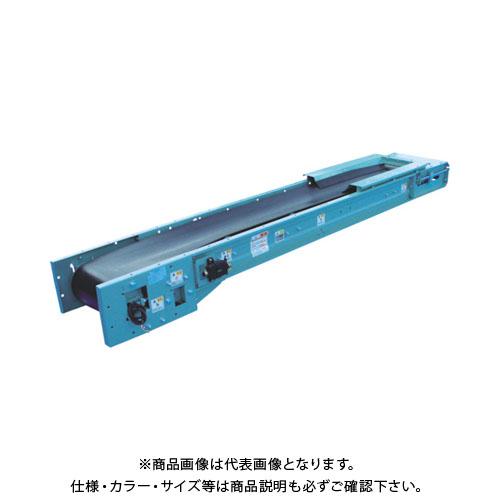 【運賃見積り】【直送品】 日工 スーパーモジュラーベルトコンベヤ船底型(3点キャリヤ式) SMA45TE20-3M