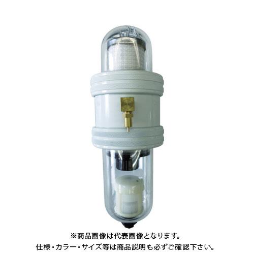 前田シェル 3in1マルチ・ドライフィルタースケルトンRp1/4インチ SKT-103A-AB