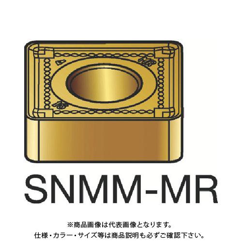 サンドビック T-Max P 旋削用ネガ・チップ 4235 10個 SNMM190624-MR:4235