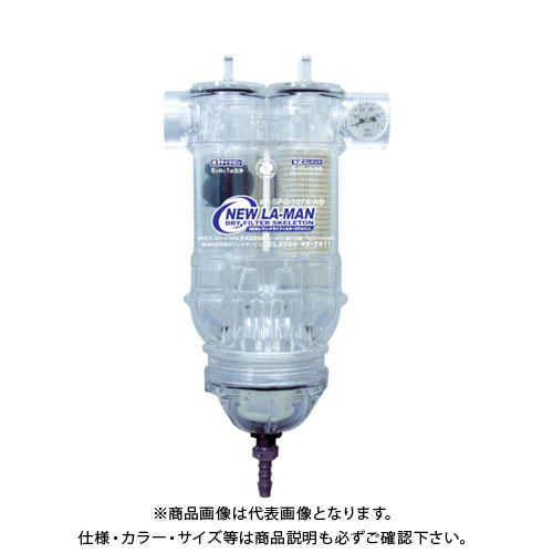 前田シェル レマン・ドライフィルタースケルトン用第2エレメント SP-107-2F-AB-3