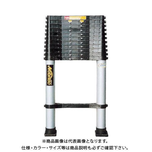 【個別送料1000円】【直送品】 KSS ノビテック 伸縮はしご5.1m SN-510