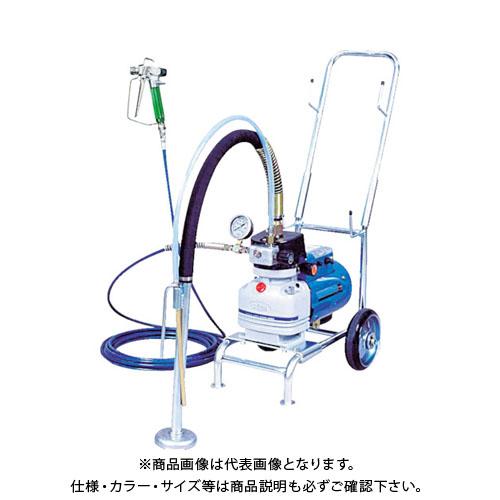 【直送品】精和産業 ダイヤフラムエアレス塗装機 SP-60L-B