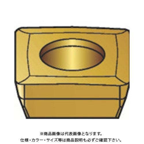 サンドビック U-Max面取りエンドミル用チップ 235 10個 SPMT 12 04 08-WH:235