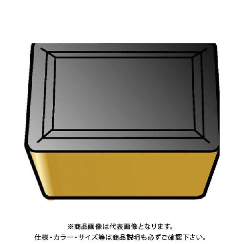 【20日限定!3エントリーでP16倍!】サンドビック T-Max S 旋削用ポジ・チップ 2025 10個 SPMR 12 03 04:2025