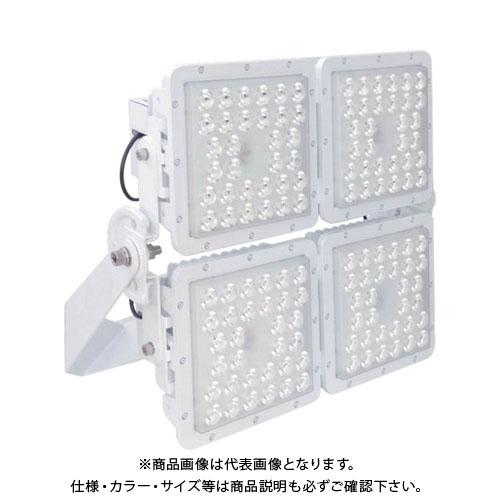 【直送品】T-NET SQ4000 投光器型 昼白色 SQ4000N-FA8080-BM