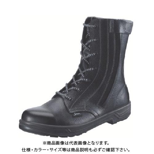 シモン 安全靴 長編上靴 SS33C付 27.5cm SS33C-27.5