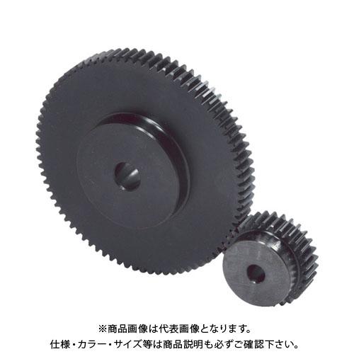 KHK 平歯車SS2.5-80 SS2.5-80