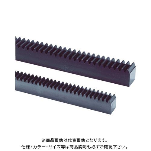 【運賃見積り】【直送品】KHK 両端面加工ラックSRF3-2000 SRF3-2000